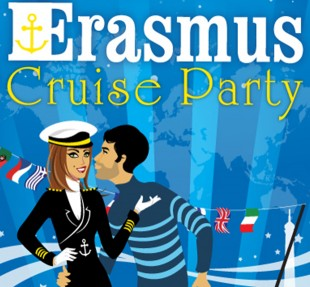 Erasmus Cruise Party @ River's King