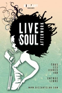 Live And Soul Afterwork
