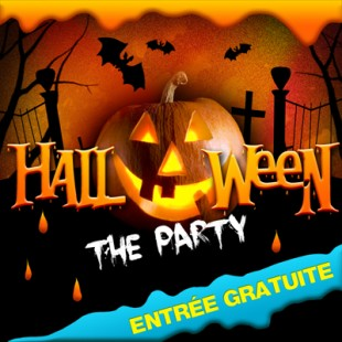 Halloween The Party : Gratuit