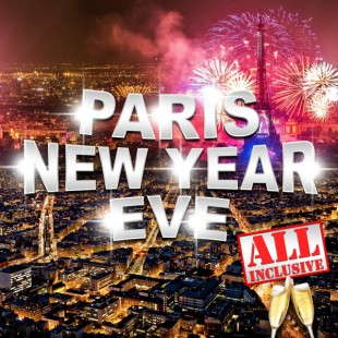 Paris New Year : All Inclusive