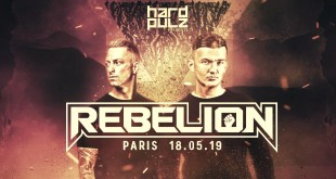 Hardpulz Presents Rebelion